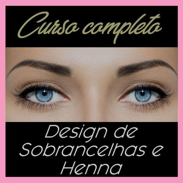 Imagem principal do produto Design de Sobrancelhas e Henna