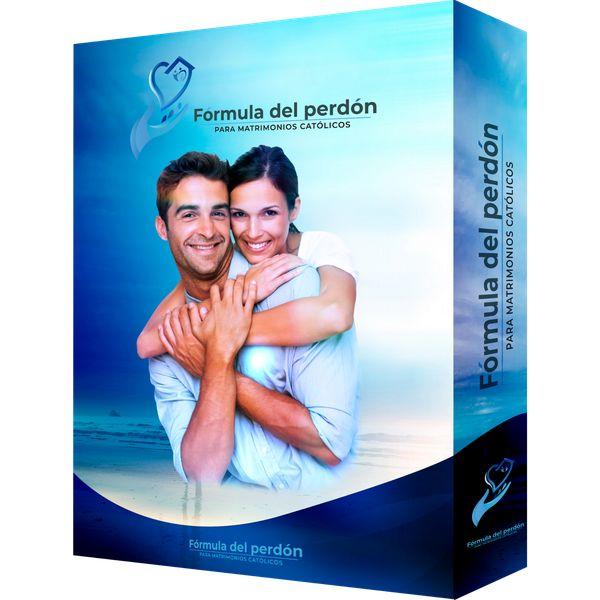 Imagem principal do produto Fórmula del Perdón para Matrimonios Católicos