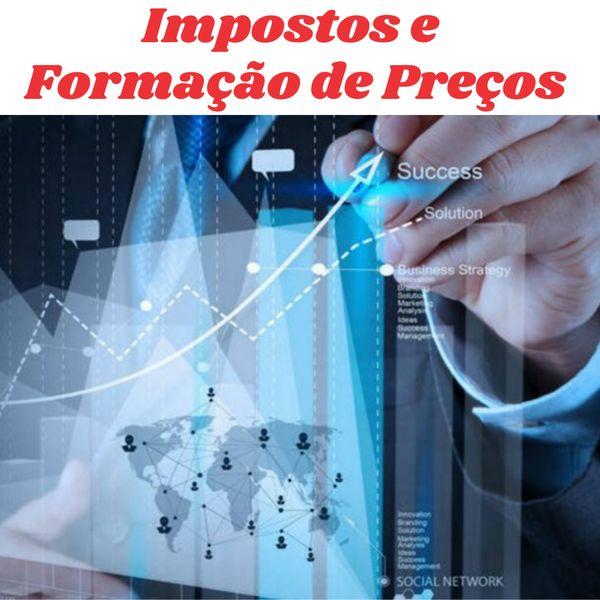 Imagem principal do produto Curso de Impostos e Formação de Preços para Vendedores e Compradores