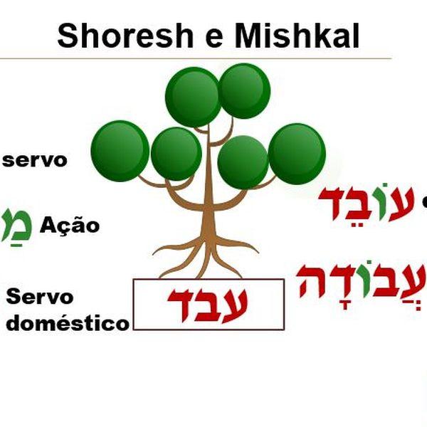 Imagem principal do produto Curso de Hebraico Bíblico 5 Níveis