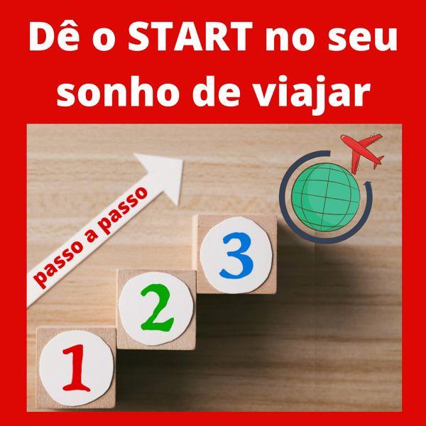 Imagem principal do produto Como dar o start no planejamento da sua viagem