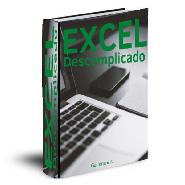 Imagem principal do produto Aprenda Excel do básico ao avançado.