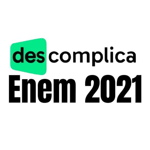 Imagem principal do produto Descomplica/ Curso Online Enem 2021