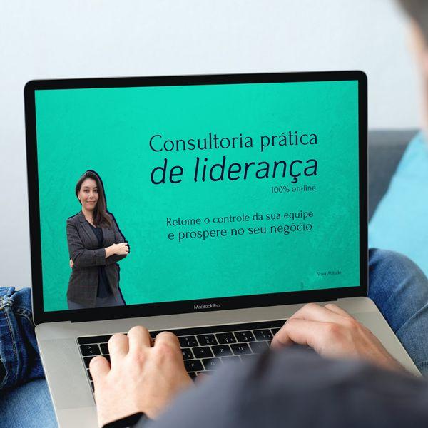 Imagem principal do produto Consultoria Prática de Liderança!