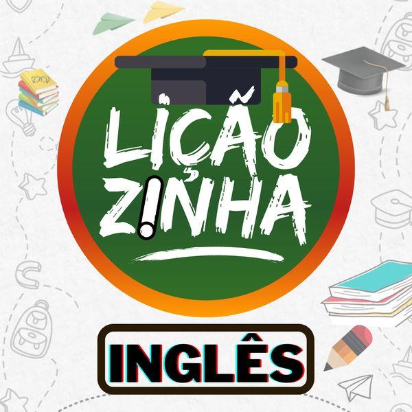 Imagem principal do produto LIÇÃOZINHA - INGLÊS