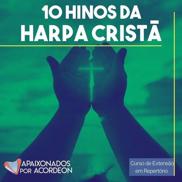 Imagem principal do produto A Harpa Cristã no Acordeon