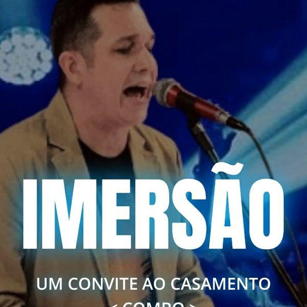 Imagem principal do produto IMERSÃO - UM CONVITE AO CASAMENTO (Liderança, worship e teologia)