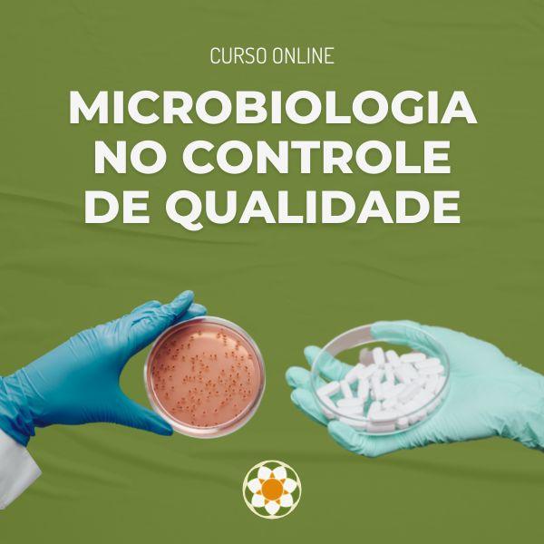 Imagem principal do produto Curso de Microbiologia no Controle de Qualidade com Paulo Ricardo
