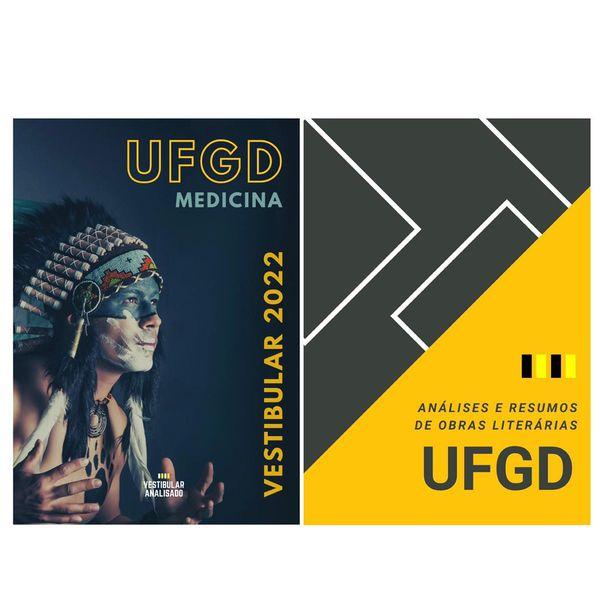 Imagem principal do produto Combo UFGD Medicina