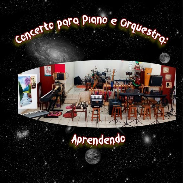 Imagem principal do produto Concerto para Piano e Orquestra: Aprendendo