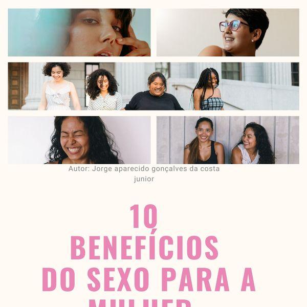 Imagem principal do produto 10 Benefícios do sexo para a mulher