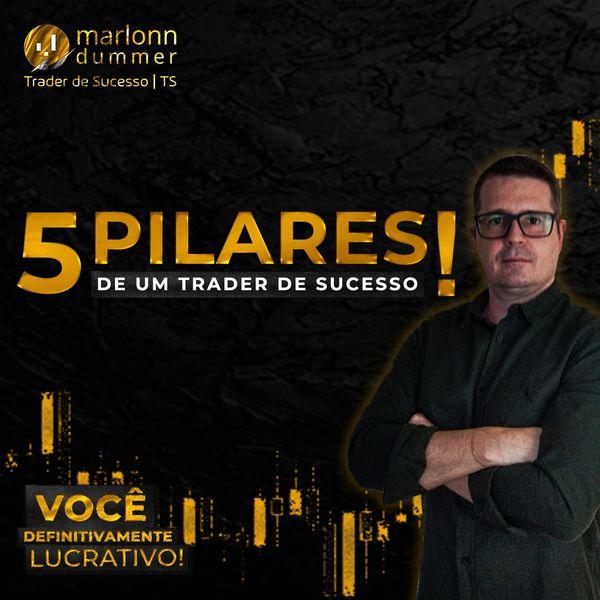 Imagem principal do produto 5 Pilares de um Trader de Sucesso