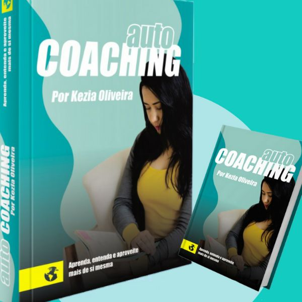 Imagem principal do produto E-book de auto Coaching por Kezia  Oliveira