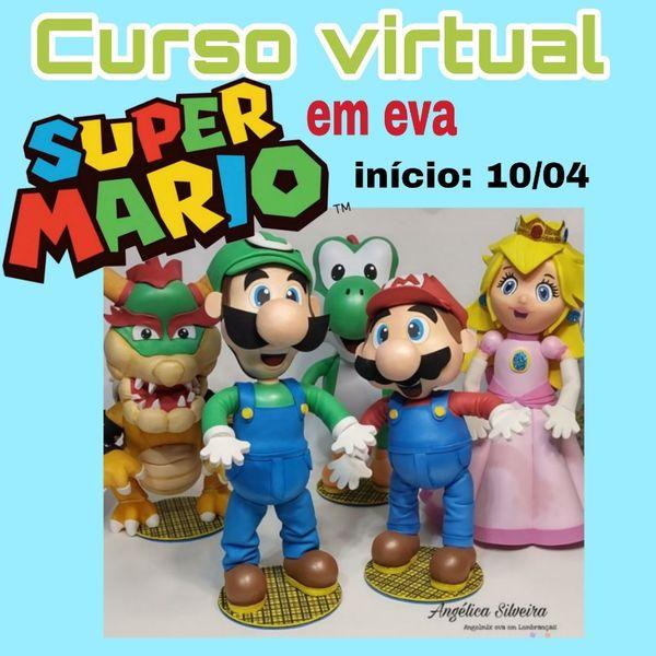 Imagem principal do produto Curso Virtual Turma do Mario em eva