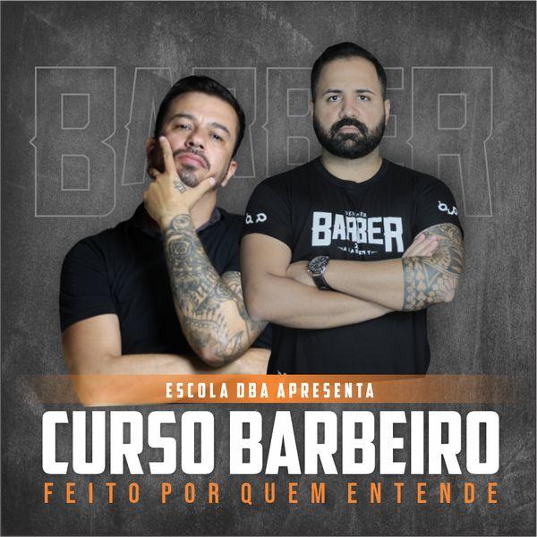 Imagem principal do produto Escola Barbeiro DBA
