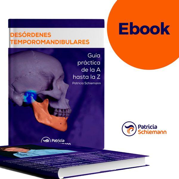 Imagem principal do produto Ebook Desórdenes Temporomandibulares