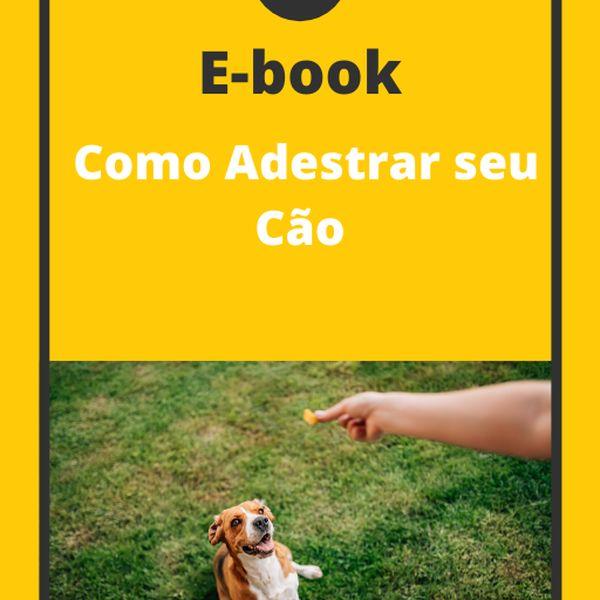 Imagem principal do produto Como Adestrar Seu Cão
