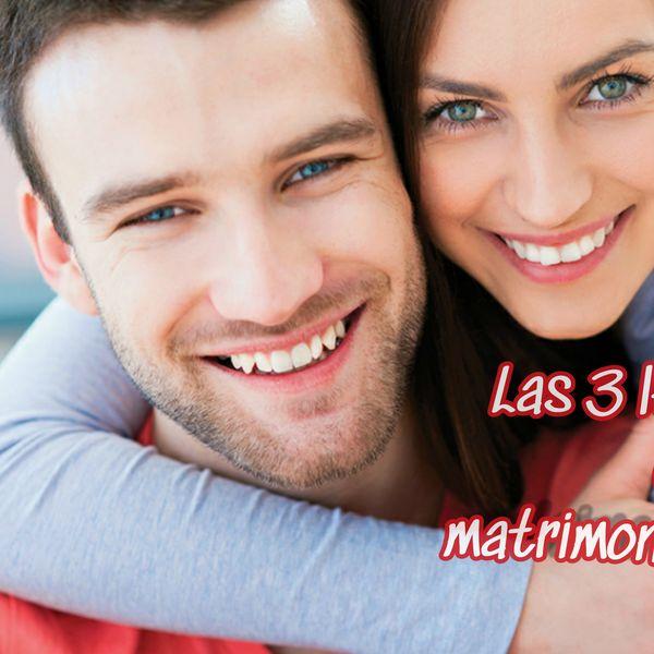 Imagem principal do produto Las 3 leyes para un matrimonio perfecto
