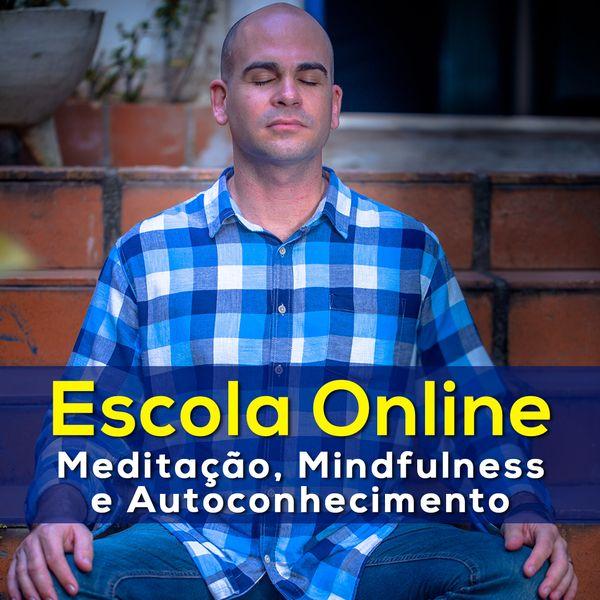 Imagem principal do produto Escola Online de Meditação, Mindfulness e Autoconhecimento - Mais Consciente