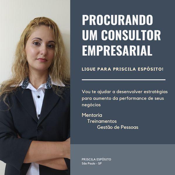 Imagem principal do produto Consultoria Empresarial, Mentoria, Coaching, Treinamentos, Gestão de Pessoas