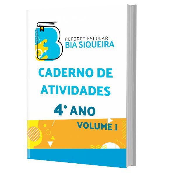 Imagem principal do produto 4º Ano (Volume I) - Caderno de Atividades com 100 Atividades de Reforço Escolar