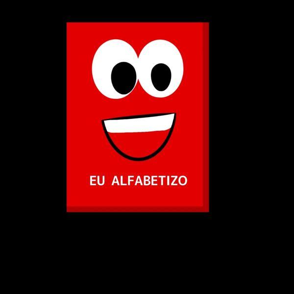 Imagem principal do produto EU ALFABETIZO