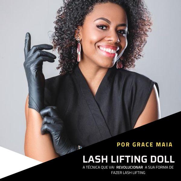 Imagem principal do produto Lash Lifting Doll - Grace Maia