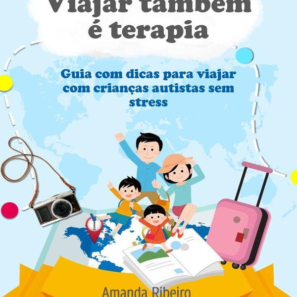 Imagem principal do produto Guia para viajar com crianças autistas sem stress