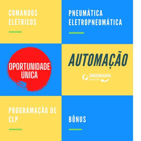 Imagem principal do produto AUTOMAÇÃO