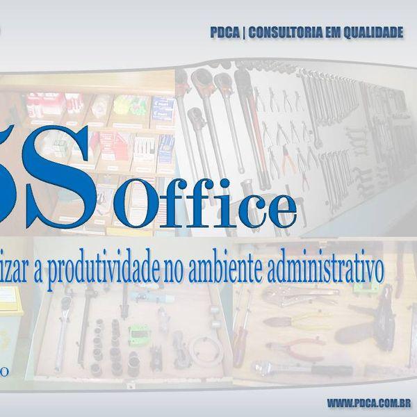 Imagem principal do produto 5S Office - Curso completo