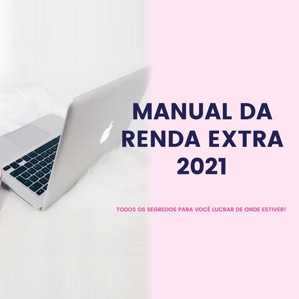 Imagem principal do produto Manual Da Renda Extra 2021