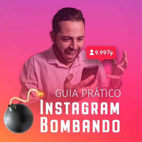 Imagem principal do produto Instagram Bombando!