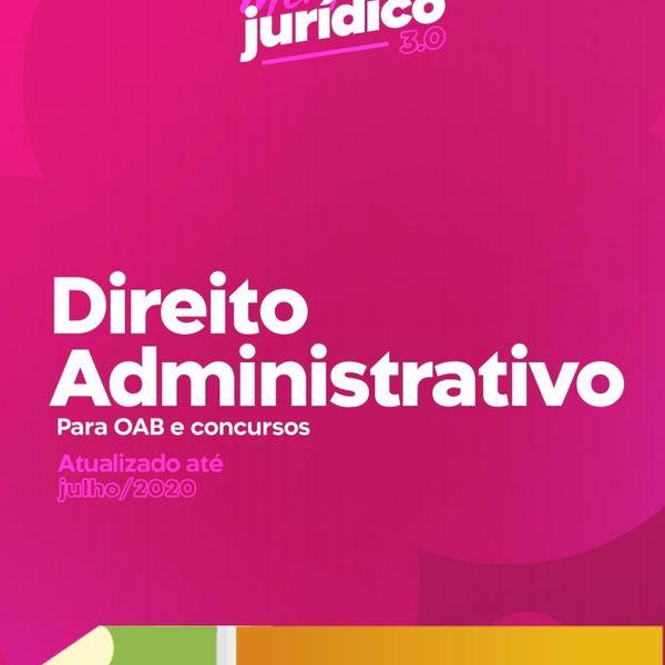 Imagem principal do produto DIREITO ADMINISTRATIVO - RESUMO COMPLETO PARA CONCURSOS
