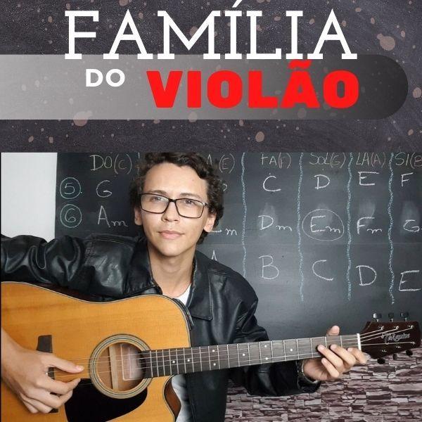 Imagem principal do produto Família do Violão