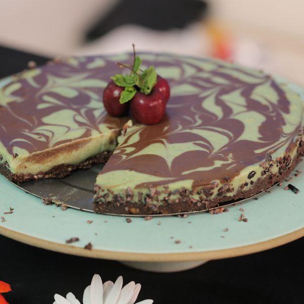 Imagem principal do produto Cheesecakes Raw