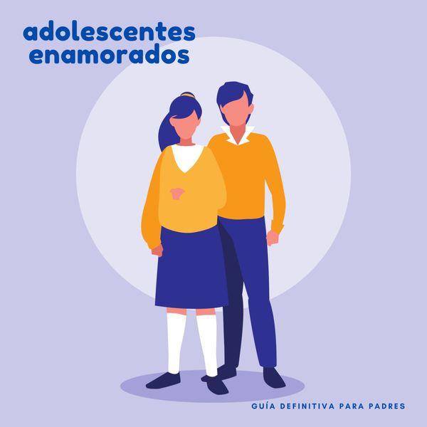 Imagem principal do produto Adolescentes enamorados (Guía definitiva para padres)