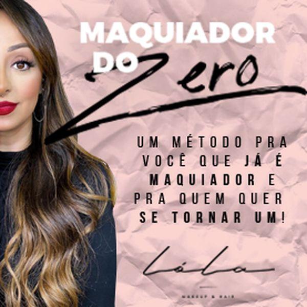 Imagem principal do produto MAQUIADOR DO ZERO - MINI COMBO