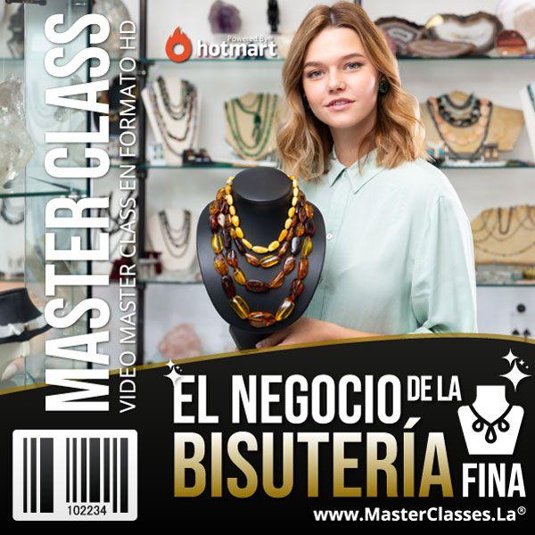 Imagem principal do produto El  Negocio de la Bisuteria Fina