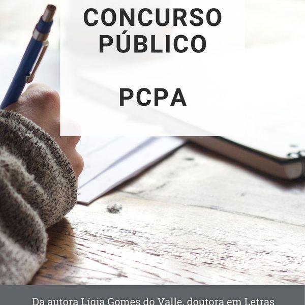 Imagem principal do produto Concurso Público - Polícia Civil Pará