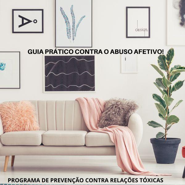 Imagem principal do produto GUIA PRÁTICO CONTRA ABUSO AFETIVO
