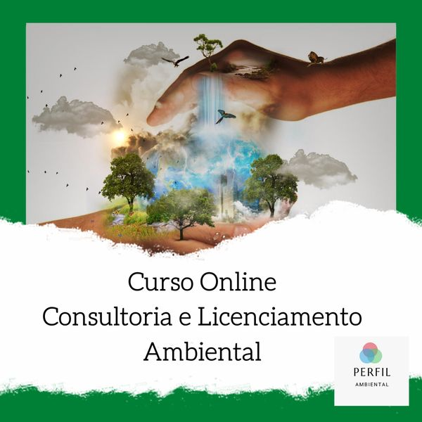 Imagem principal do produto Curso Consultoria e Licenciamento Ambiental