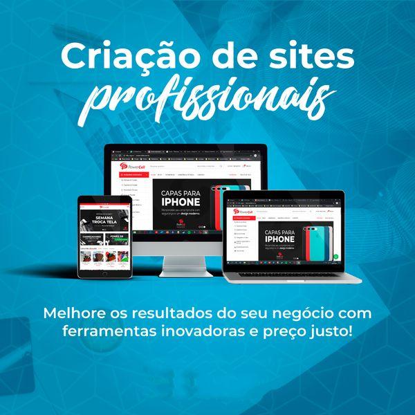 Imagem principal do produto Criação de website para lançamentos e afiliados