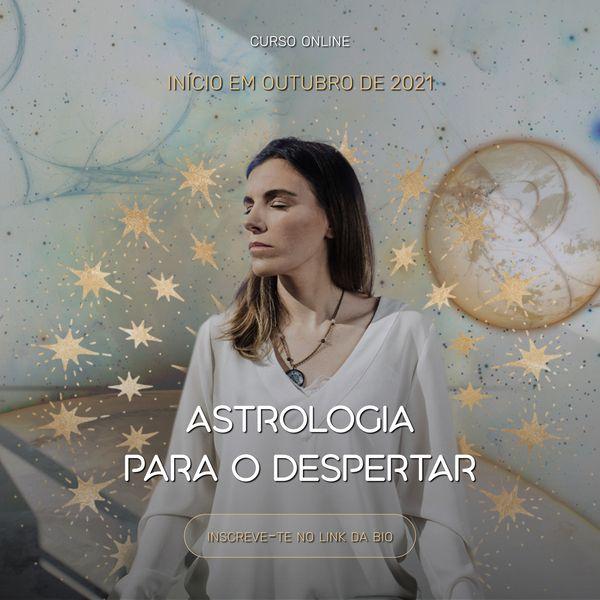 Imagem principal do produto Astrologia Para O Despertar - Iniciação