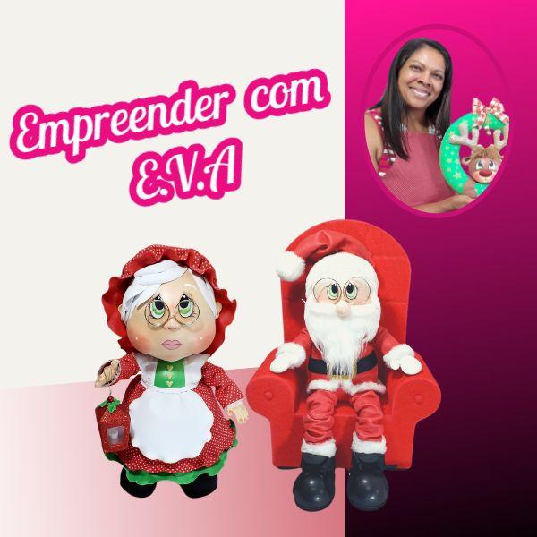 Imagem principal do produto EMPREENDER COM EVA