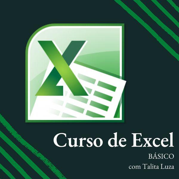 Imagem principal do produto Curso de Excel Básico com Talita Luza