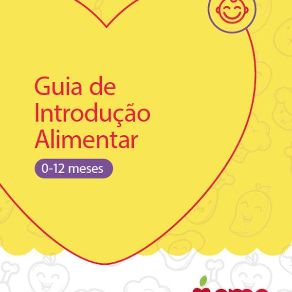 Imagem principal do produto Guia Introdução Alimentar - AMA NUTRIÇÃO - VersãoDigital