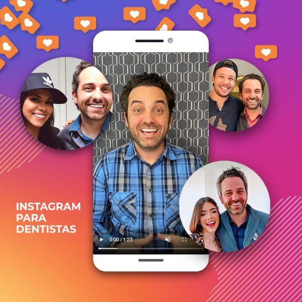 Imagem principal do produto Instagram para Dentistas