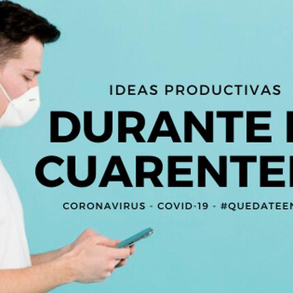 Imagem principal do produto 12 ideas de negocios en esta cuarentena