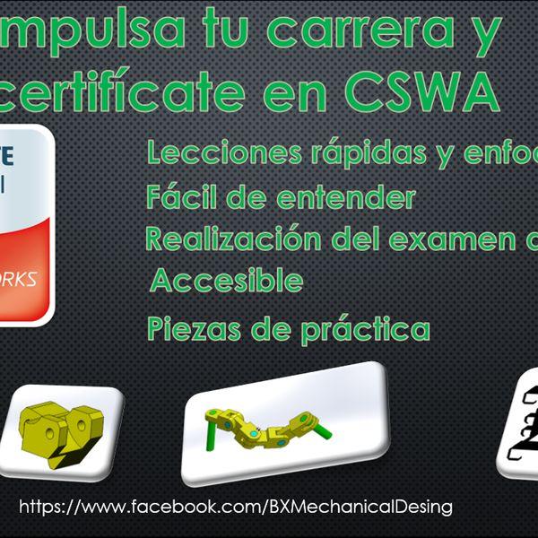 Imagem principal do produto Certifícate en CSWA en menos de 2 Horas