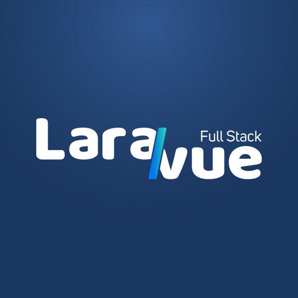 Imagem principal do produto Curso Full Stack LaraVue